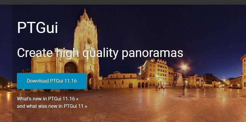 PTGUI软件在360全景制作中图片拼接的控制点是什么?-酷雷曼全景问答