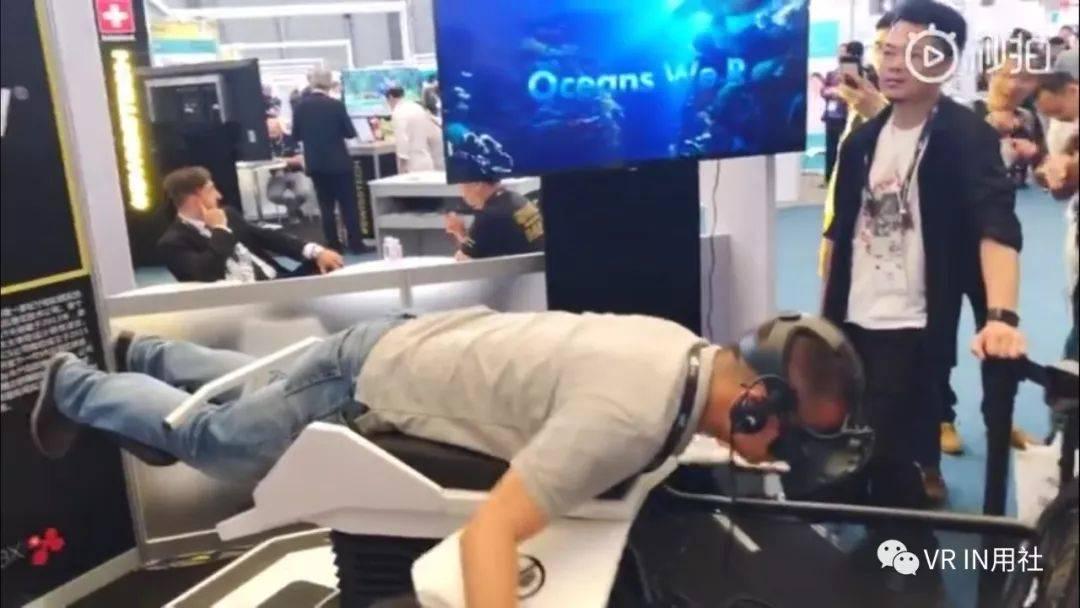 2019CES ASIA|VR虚拟现实技术应用大盘点-酷雷曼VR全景