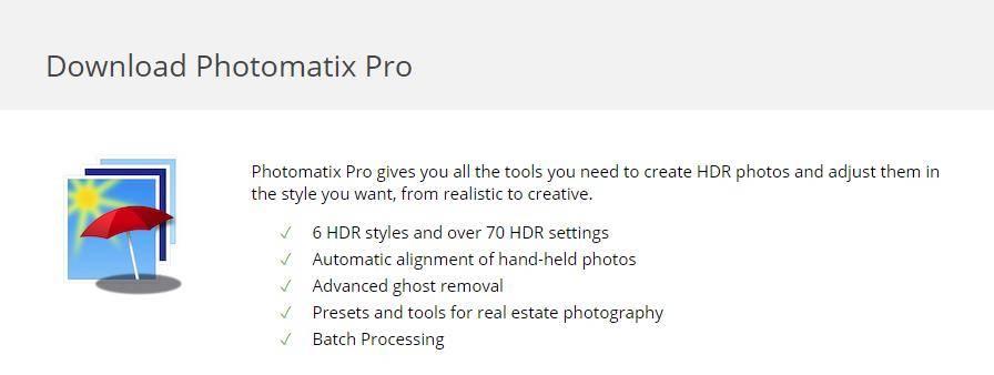 全景教程丨曝光合成软件Photomatix Pro(三合一)操作指南-酷雷曼全景问答